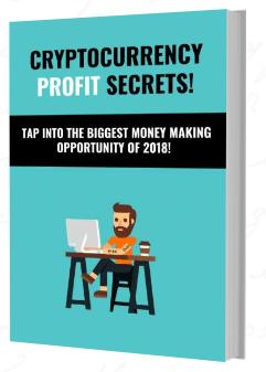 cryptocurrency profit secrets ebook
