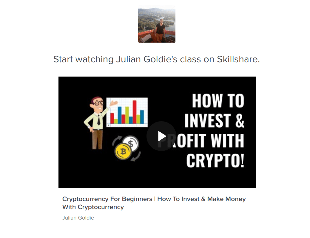 free cryptocurrency course
