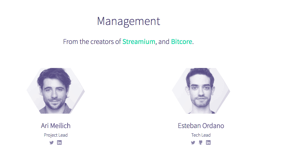 founders of mana cryptocurrency